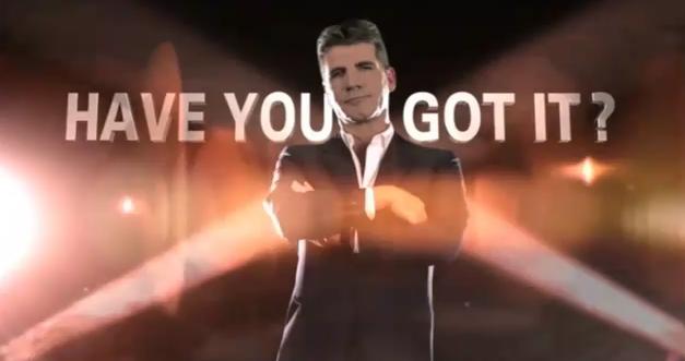 The X Factor's Simon Cowell