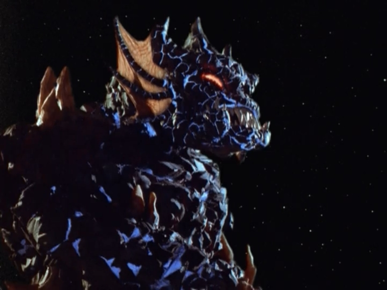 If you've seen Turbo: A Power Rangers Movie, you might be wondering why Dark Spector is also Maligore from that movie. The answer is: budget!