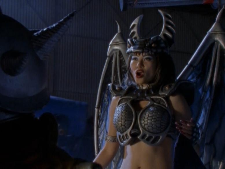"""I am VYpra EVil emPRESS of dARKnESS!"" – Jennifer Yen, Goddess"