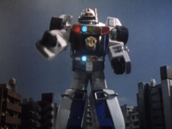 BIG Robocop.